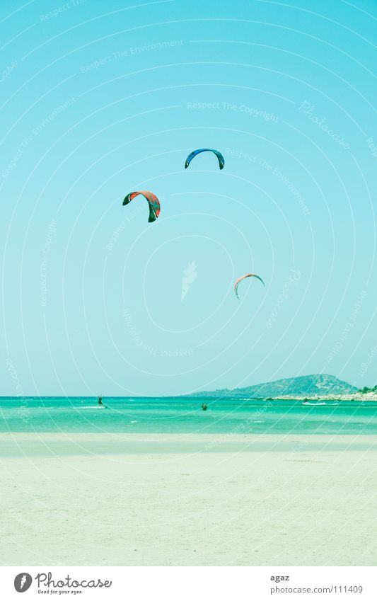 Human being Man Vacation & Travel Summer Ocean Joy Beach Sports Playing Leisure and hobbies Flying Stand To hold on Hot Surfing Aquatics