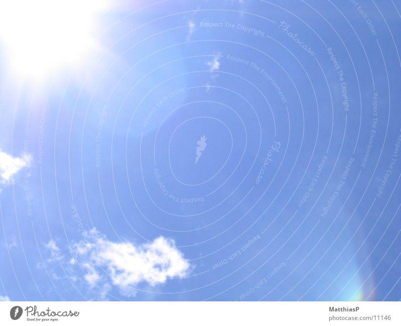blue sky Clouds Summer Sky Blue Sun 2004 Universe