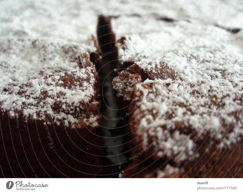 Brown Sweet Part Cake Delicious France Baked goods Sense of taste