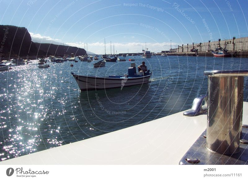Tazzacorte Port Palma de Majorca Watercraft Fisherman Europe La Harbour Sun