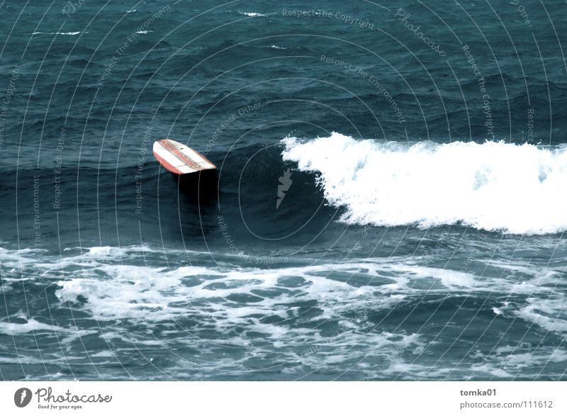 Water Red Ocean Sports Wood Waves Fear Wet Dangerous Europe Grief Dive Furniture Float in the water Spain Surfing