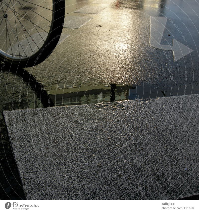 Water House (Residential Structure) Street Cold Playing Lighting Rain Bicycle Wait Signs and labeling Wet Beginning Places Floor covering Driving Logistics
