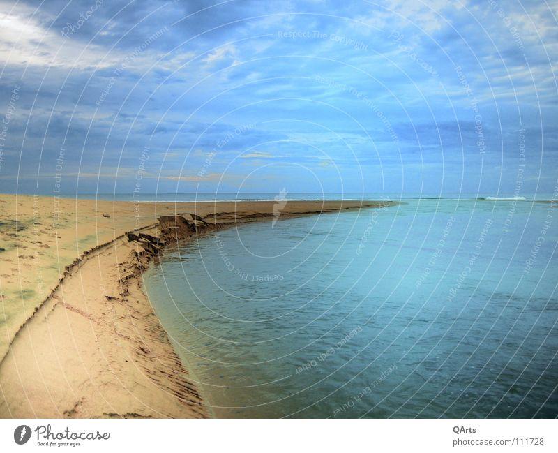 Sky Blue Water Beautiful Ocean Beach Clouds Coast Sand Lake Waves Gale Turquoise Surf Thailand Lagoon