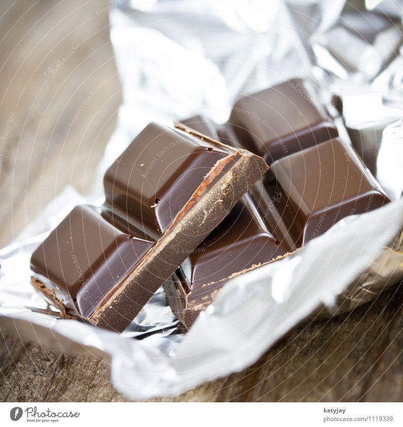 chocolate Chocolate Dark Chocolate coating Bitter Bar of chocolate Delicate Hot Chocolate Melt Cream Sweet Candy Sugar Diet Packing film Aluminium Metal foil