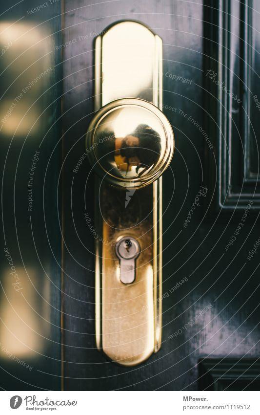 handle cleaning Metal Gold Glittering Car door Lock Keyhole Mirror Green Closed Entrance Safety Exclude Barred Wooden door Door handle Flat (apartment)