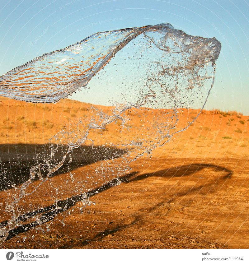 Desert Nature Water Sky Joy Sunset Iran Farm garden torbat heathen heydarieh heydaryeh heidariyeh canon EOS 20D sunlight blue afternoon shadow decisive and