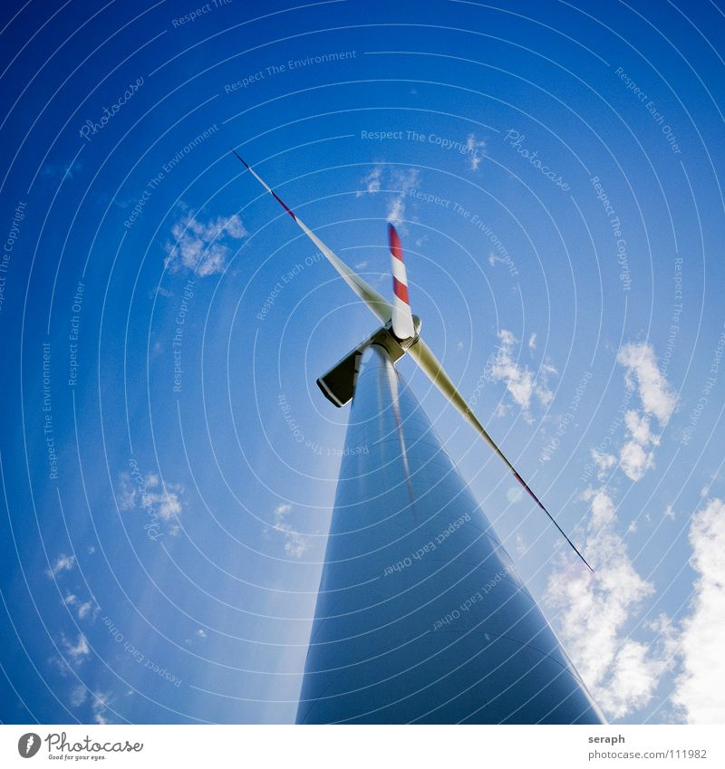 Sky Environment Energy industry Modern Wind Electricity Technology Clean Wing Wind energy plant Construction Ecological Environmental protection