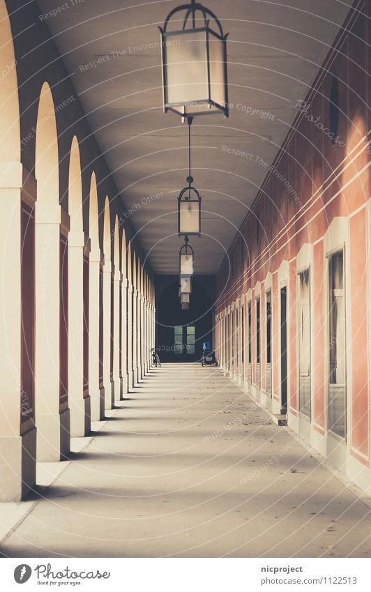 Architecture Building Facade Munich Symmetry 2012