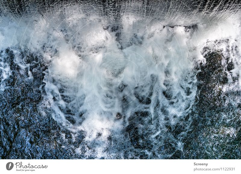 Nature Water Movement Power Waves Wet To fall River Waterfall Effervescent