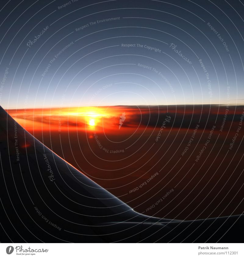 Sky Sun Vacation & Travel Clouds Loneliness Cold Relaxation Above Warmth Moody Earth Metal Airplane Environment Flying Tall