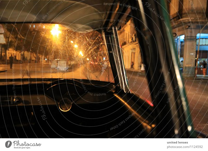 Travel photography Car Window Art Contentment Esthetic Highway Old town Slice Motoring Cuba Vintage car Car driver Car race Slivered Car accident
