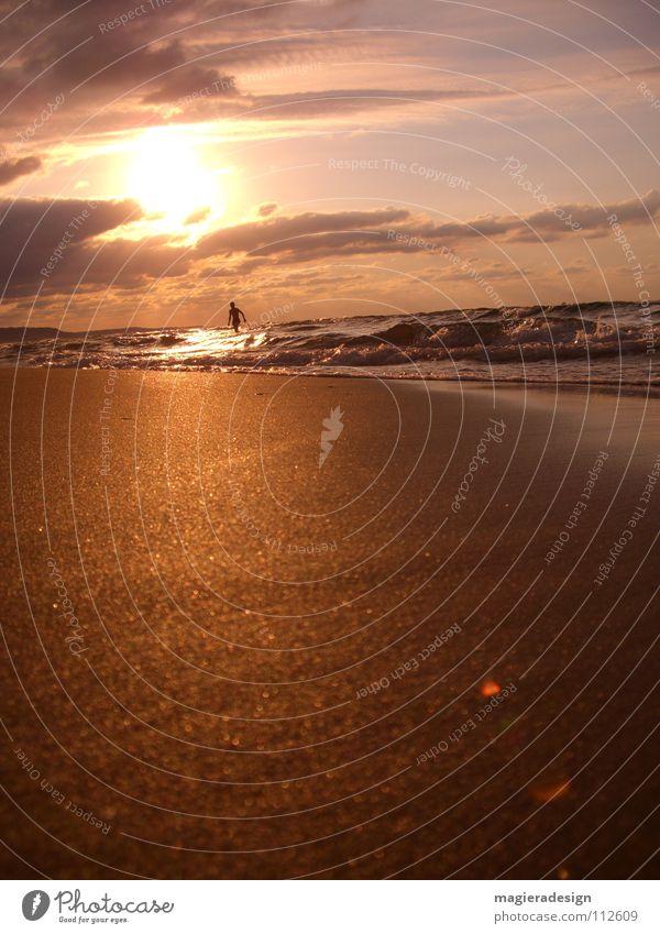 Water Red Sun Ocean Beach Clouds Relaxation Yellow Warmth Sand Orange Wet Physics Dusk Runner Turkey