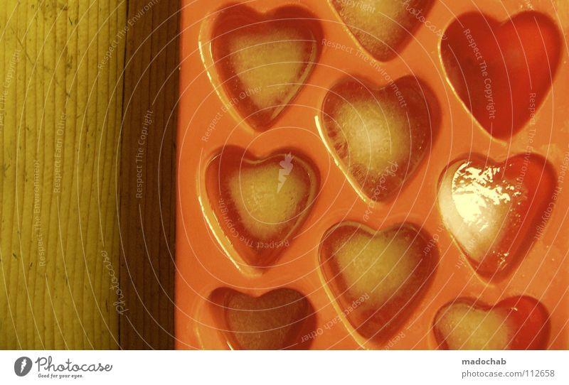 Beautiful Joy Love Style Ice Heart Large Trust Uniqueness Sign Trashy Partner Symbols and metaphors Senses Remainder Valentine's Day