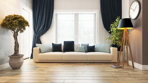 living room design Elegant Style Design Beautiful Relaxation Flat (apartment) House (Residential Structure) Furniture Sofa Living room Art Plant Architecture