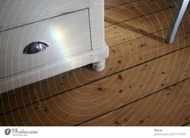 Style Wood Living or residing Furniture Door handle Rainbow Partially visible Arrange Section of image Wooden floor Wood grain Old building Refraction