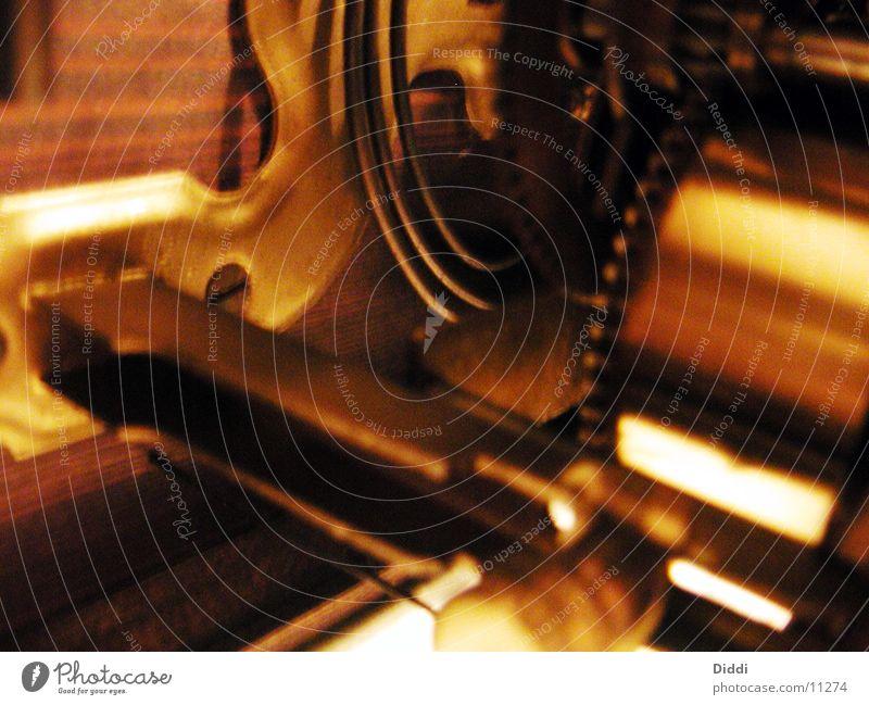 Gold Technology Clock Gearwheel Work of art Electrical equipment