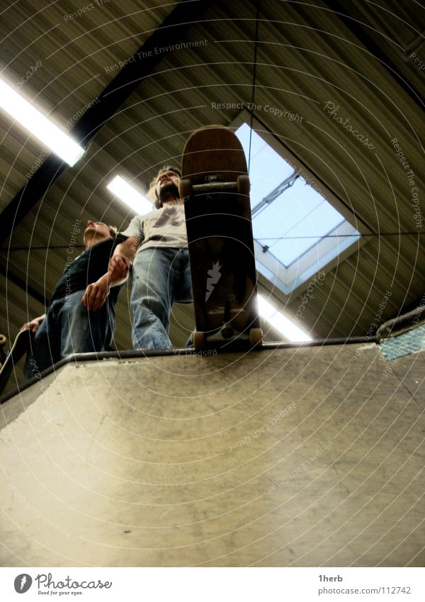 Joy Stand Skateboarding Skateboard Warehouse Coil Halfpipe Funsport