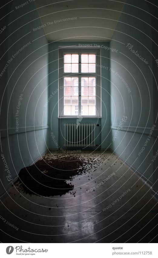 Old White Loneliness Black Window Dark Graffiti Earth Empty Floor covering Gloomy Mysterious Derelict Chaos Still Life Destruction