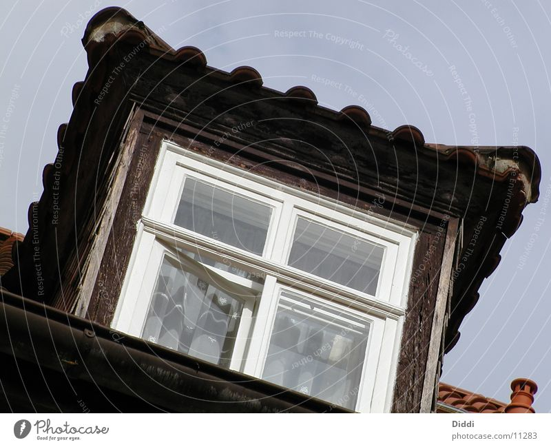 House (Residential Structure) Window Architecture Roof