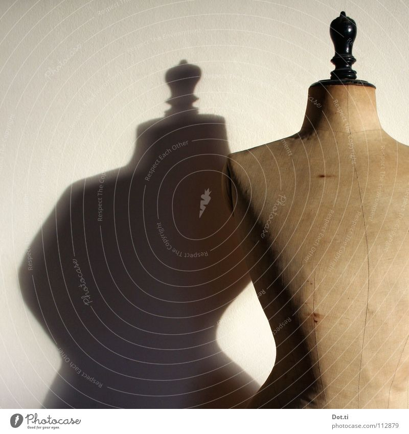 Beautiful Wall (building) Feminine Decoration Body Round Cloth Thin Curve Ancient Doll Measure Hip Distorted Tailor Size