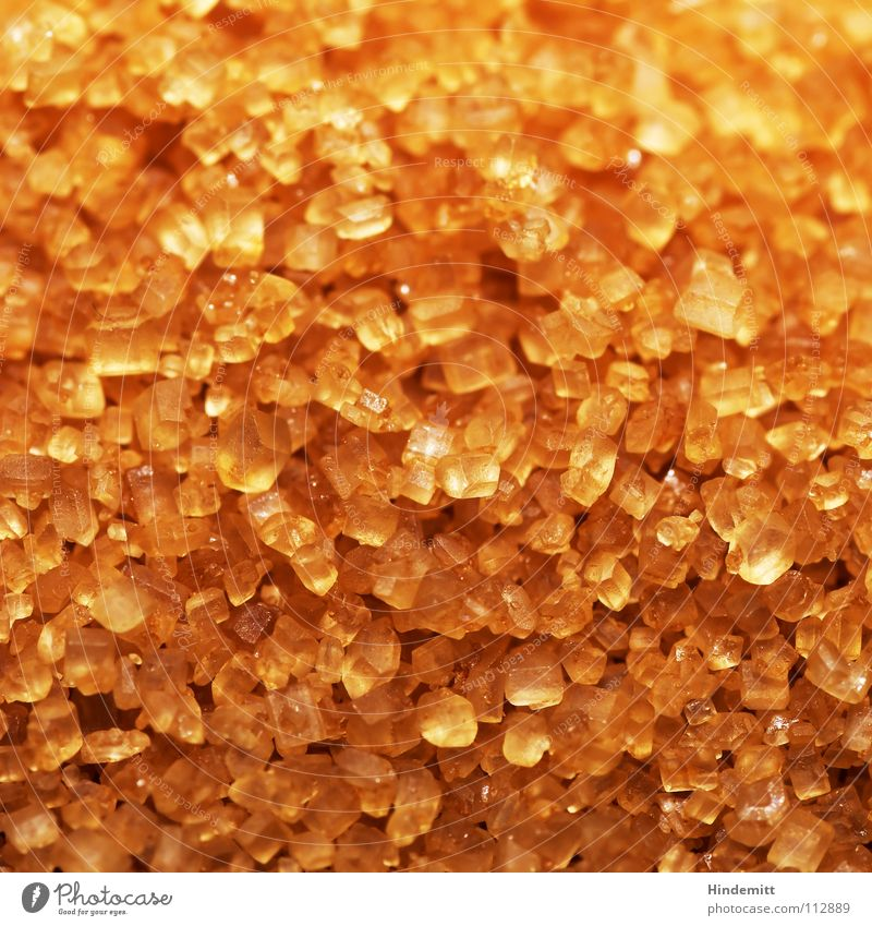 Sugar² III Brown White Grainy Sweet Amber Glittering Corner Hard Syrup Nutrition Unhealthy Background picture Structures and shapes Macro (Extreme close-up)