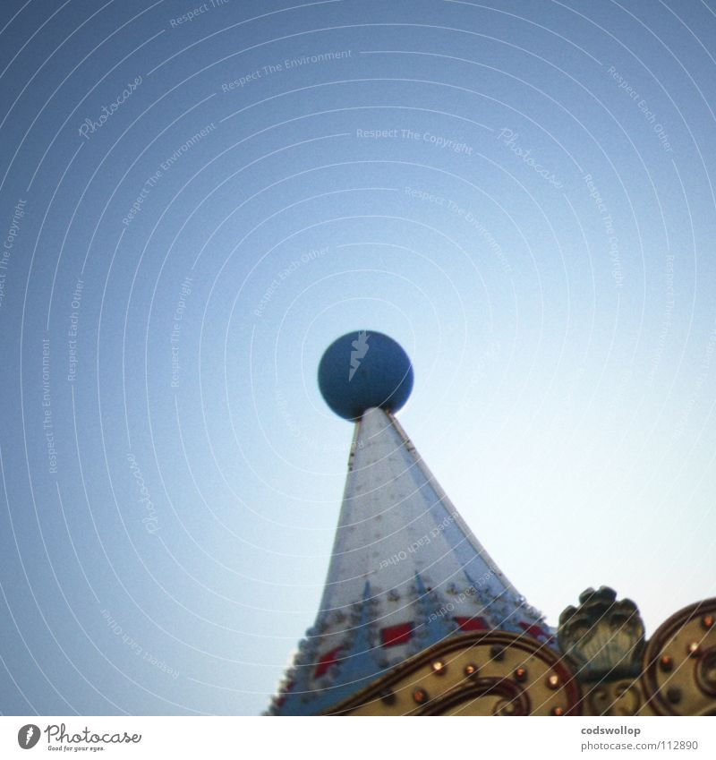 Sky Joy Roof Obscure Fairs & Carnivals England Carousel Amusement Park