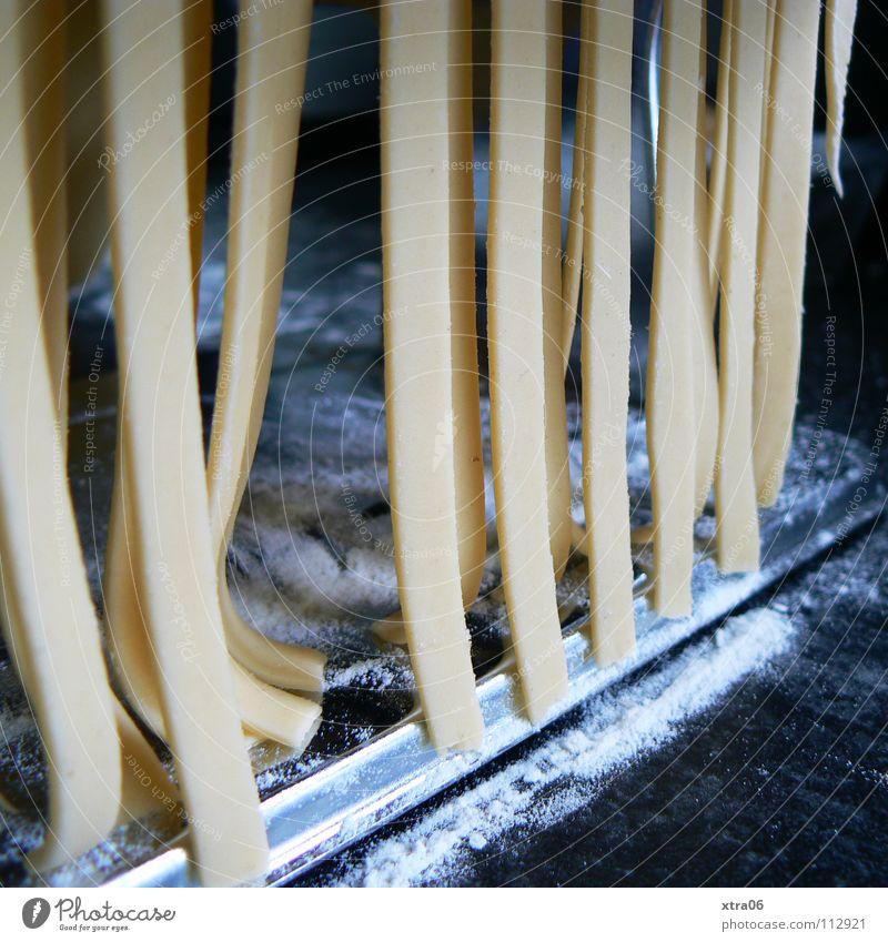 Nutrition Fresh Row Noodles Dough Flour Self-made