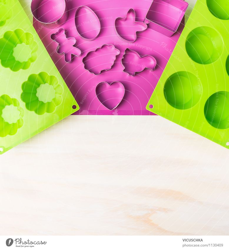 Green White Joy Love Style Background picture Feasts & Celebrations Metal Pink Design Table Heart Easter Symbols and metaphors Kitchen Tradition