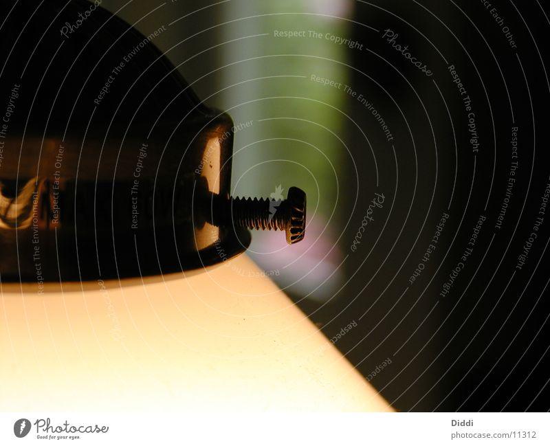 Lamp Screw Photographic technology Brass