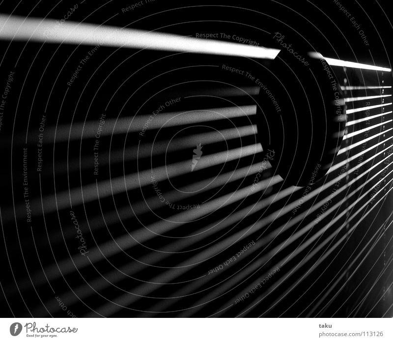 stripes Stripe Light Lamp Christchurch New Zealand Black & white photo room Morning Sun