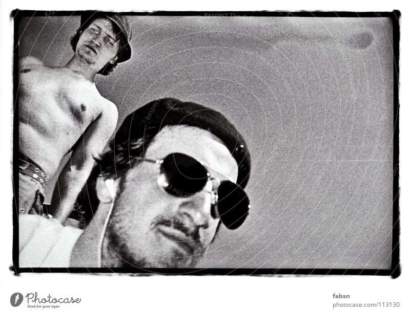 White Summer Black Warmth Dangerous Eyeglasses Trust Physics Hat Cap Sunglasses Superior Criminal Mafia Contract Command