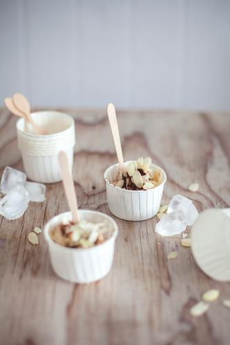 Summer Nutrition Ice cream Sweet Delicious Candy Dessert Picnic Summery Finger food