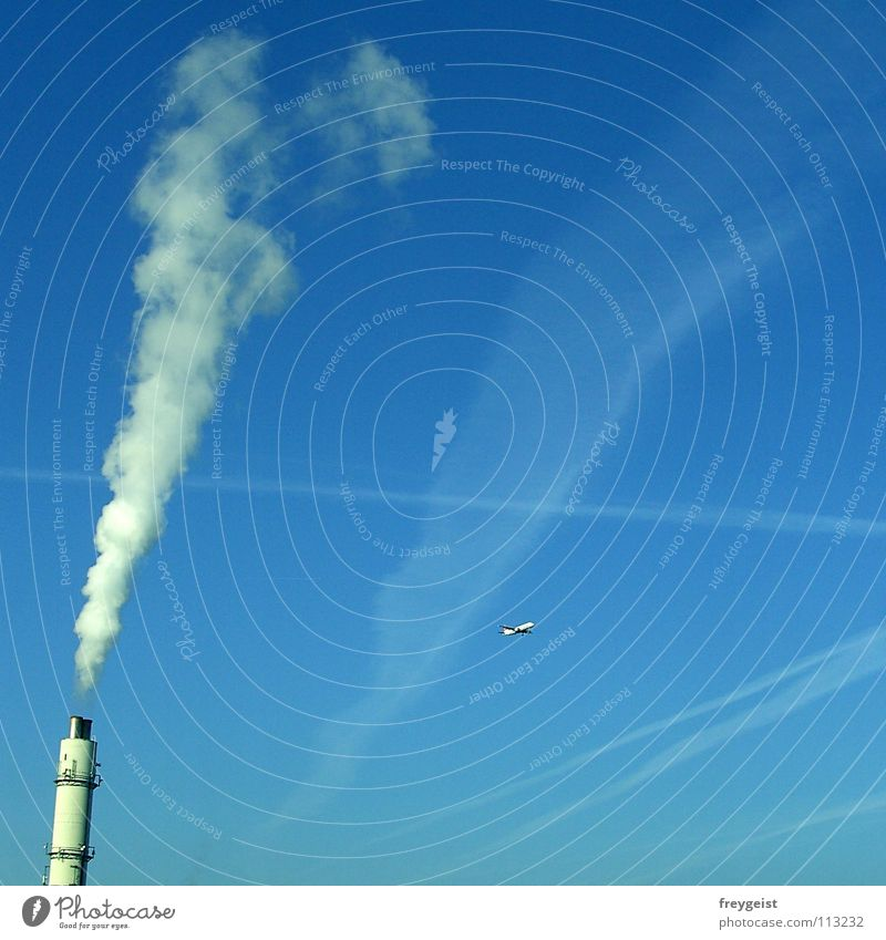Environment Dirty Aviation Exhaust gas Smog Air pollution Sin Ozone Hole in the ozone layer