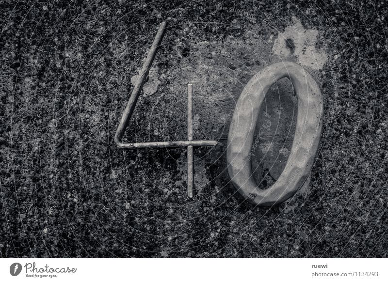 ...in 462 days Living or residing House number Feasts & Celebrations Birthday Jubilee Wall (barrier) Wall (building) Facade Stone Concrete Metal Sign Characters