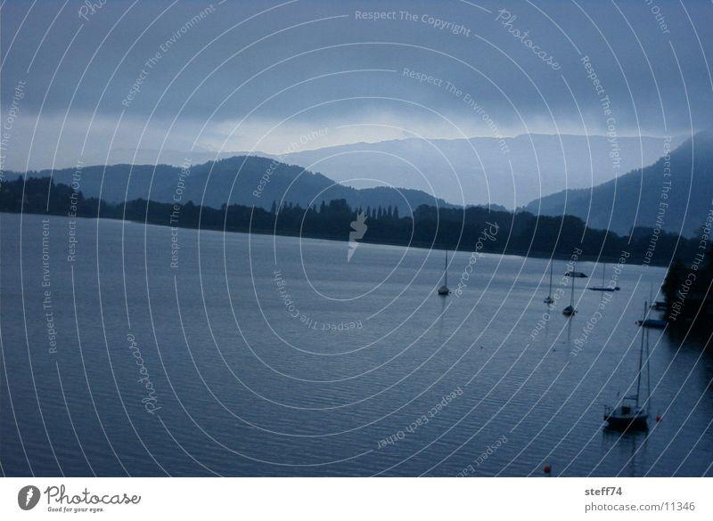 tomorrow at the lake Lake Clouds Morning Dawn