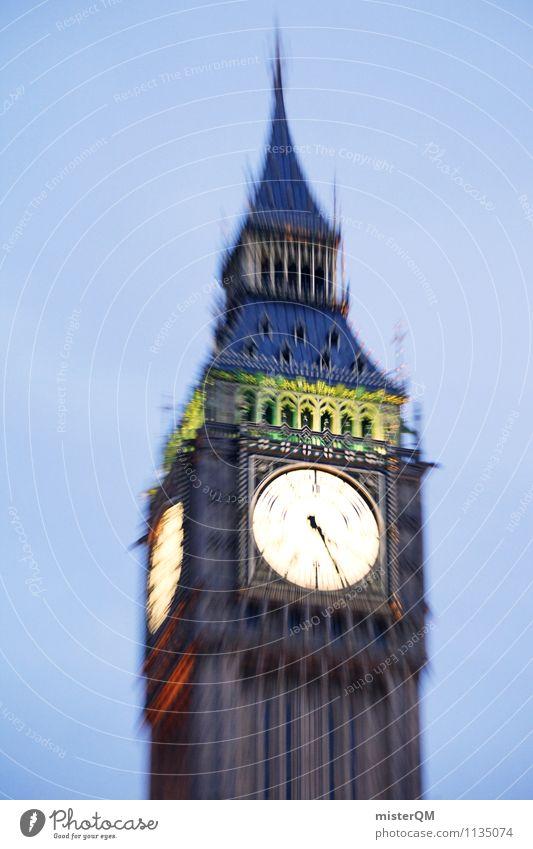 City tour. Art Esthetic Great Britain London London marathon Big Ben City trip Wanderlust Vacation destination Clock Eternity Timeless Town Tourist Attraction