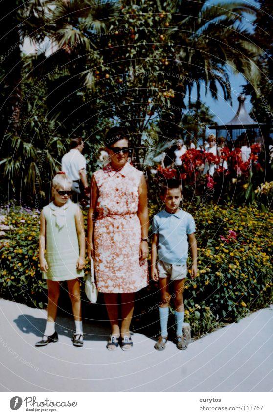 Girl Vacation & Travel Summer Boy (child) Lanes & trails Family & Relations Dress Hot Sunglasses Handbag