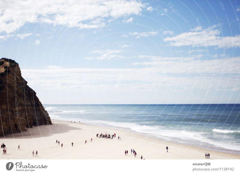 Beach pixels. Art Esthetic Ocean Walk on the beach Beach life Vacation & Travel Vacation photo Vacation destination Vacation mood Summer vacation