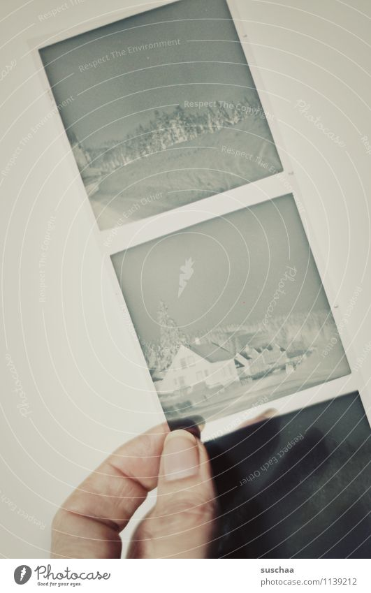 old negative I Analog Negative Hand Fingers To hold on Transparent Memory Nostalgia family album