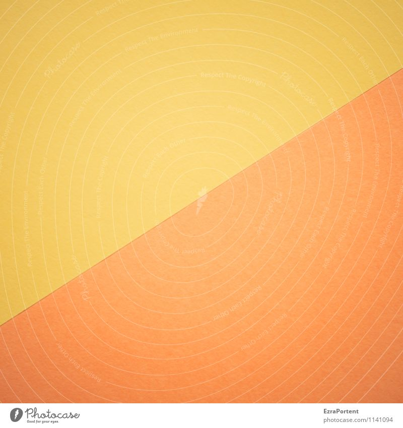 Colour Yellow Background picture Line Bright Orange Design Illuminate Esthetic Paper Illustration Graphic Diagonal Geometry Handicraft