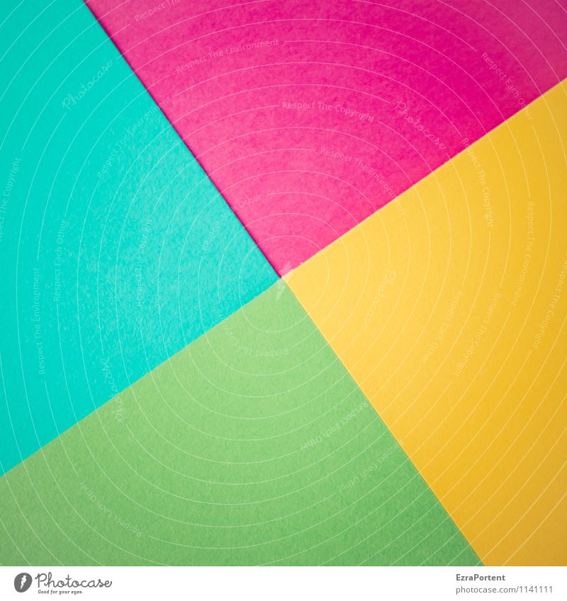 Blue Green Colour Line Bright Design Esthetic Point Corner Illustration Many Violet Turquoise Graphic Diagonal Geometry