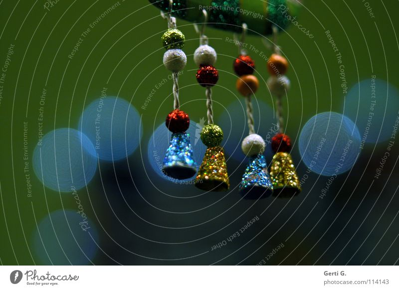 Christmas & Advent Green Blue Red Relaxation Feet Legs Feasts & Celebrations Art Glittering Kitsch 4 Point Sphere Jewellery