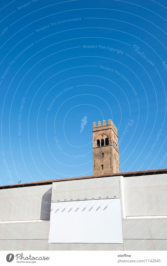 Bologna | Modernization Town Italy Emilia Romagna Old town House (Residential Structure) Sky Historic Beautiful weather Spring Sunlight Tower Redecorate