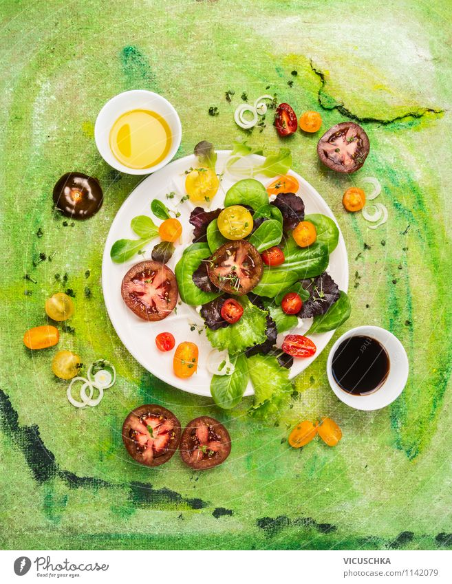 Colour Summer Healthy Eating Life Style Dish Background picture Food Design Fresh Nutrition Table Herbs and spices Kitchen Vegetable Organic produce