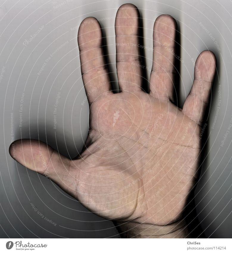 Man Hand 2 Skin Fingers 3 Stop 4 Anger 5 Respect Aggravation Warning label Thumb Hold Forefinger