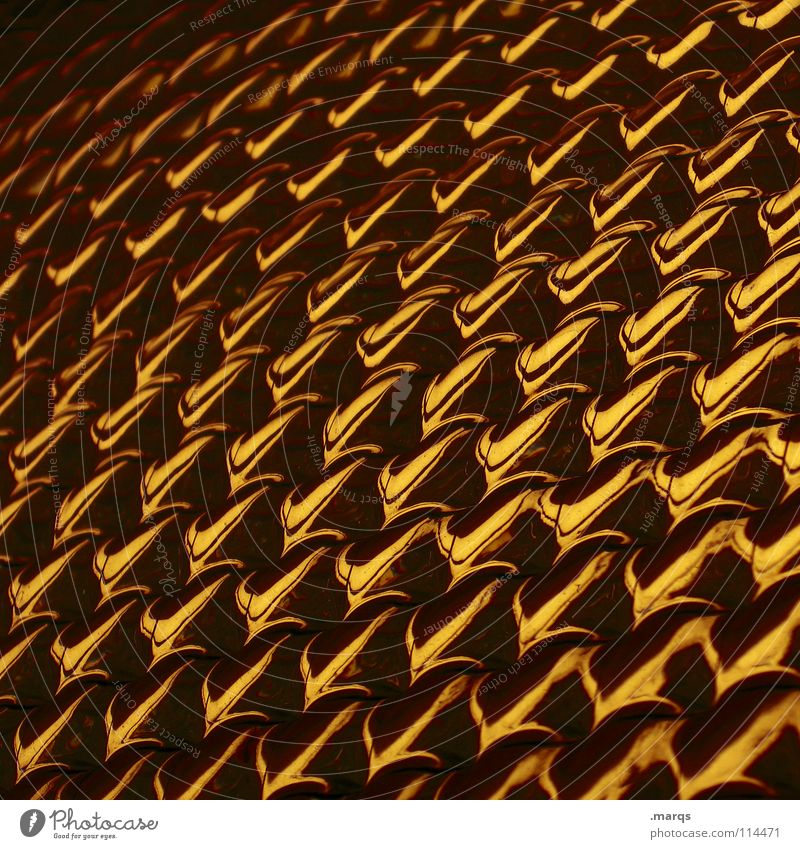 Black Yellow Dark Bright Brown Orange Glittering Glass Background picture Gold Corner Round Obscure Row Geometry Window pane