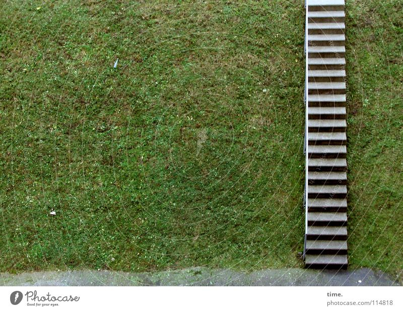 Meadow Freedom Environment Grass Lanes & trails Concrete Beginning Stairs Success Lawn Handrail Bottle Upward Downward Placed