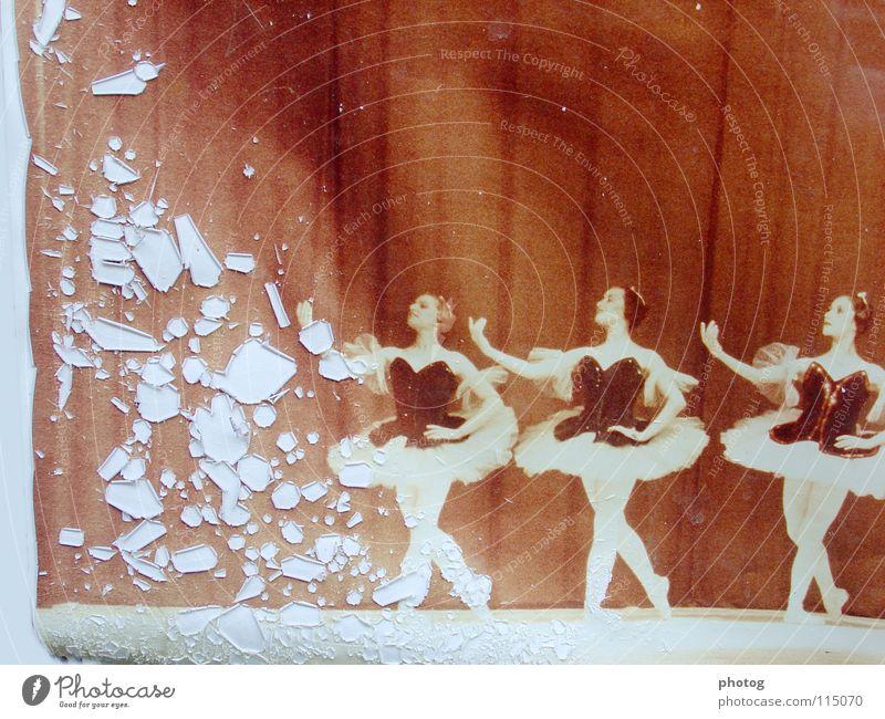 Dance Photography 3 Stage Sepia Salutation Patina