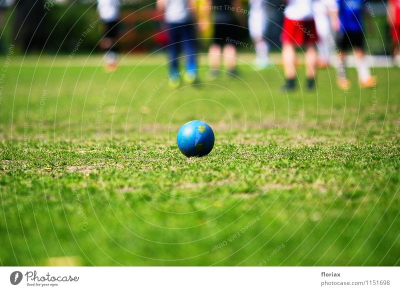 football in the park Joy Athletic Leisure and hobbies Playing Sports Fitness Sports Training Ball sports Foot ball Sporting Complex Football pitch Human being