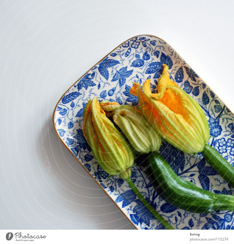 stuffed flowers - fleur surprise Flower Blossom Cooking Kitchen Delicacy Closed Mediterranean Winter activities Gastronomy Vegetable fresh food counter